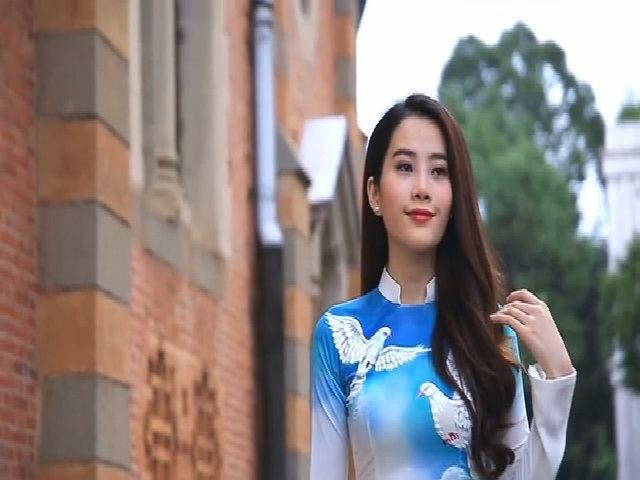 Video bảo vệ môi trường của Nam Em tại Miss Earth
