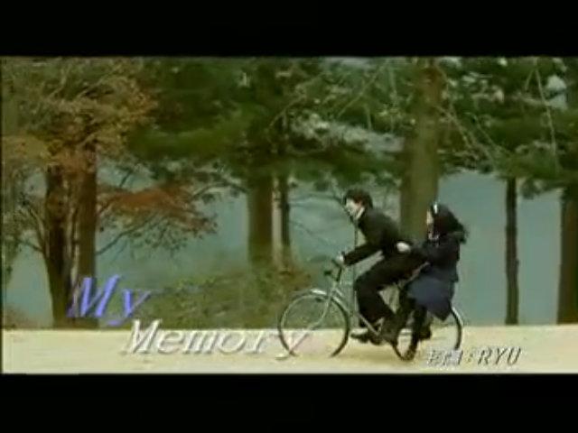 Bài hát 'My Memory' trong phim 'Bản tình ca mùa đông'