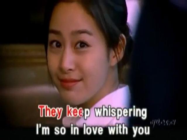 Bài hát 'So in love' trong phim 'Chuyện tình Harvard'