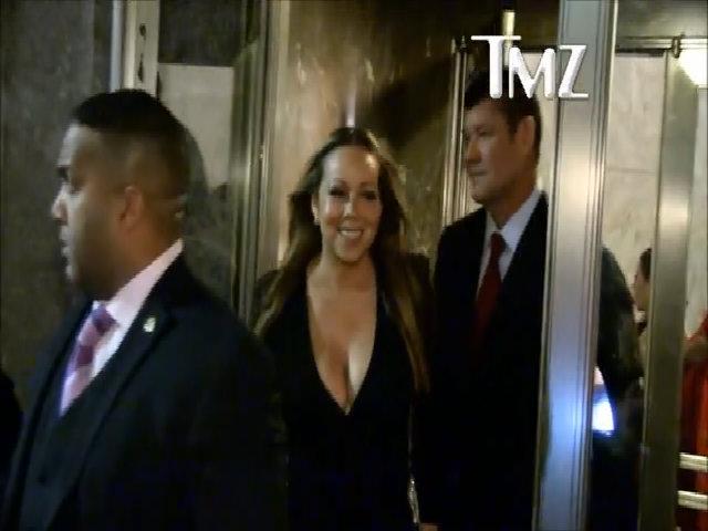 Mariah Carey khoe nhẫn đính hôn 10 triệu USD