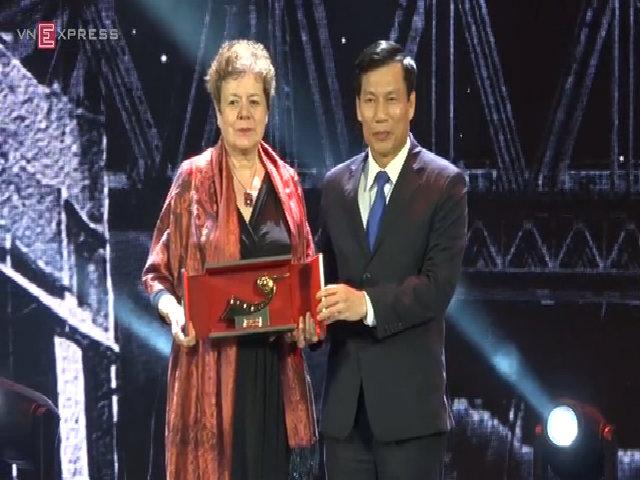 Bế mạc Liên hoan phim quốc tế Hà Nội 2016