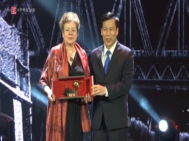 Giải phim dài xuất sắc nhất Liên hoan phim quốc tế Hà Nội
