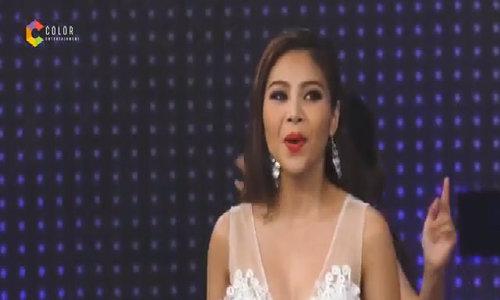 Tóc Tiên cười ngất vì nữ DJ xinh đẹp hát 'thảm họa'