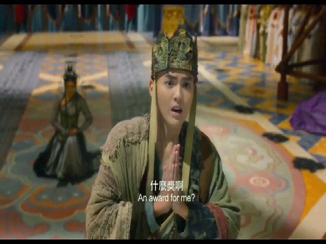 Đường Tăng 'ăn đòn' bầm dập ở phim hài Châu Tinh Trì