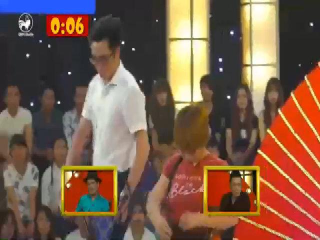Trấn Thành chê cặp vợ chồng trẻ diễn hài không gây cười