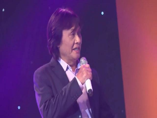 NSƯT Quang Lý biểu diễn trong gameshow cuối trước khi mất