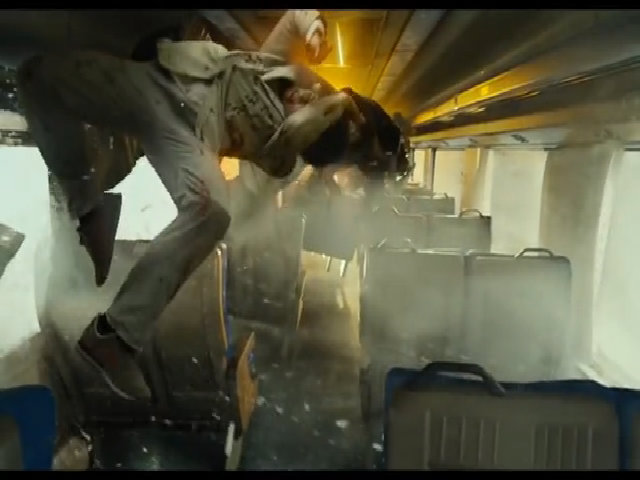 Những trích đoạn kịch tính trong 'Train To Busan'