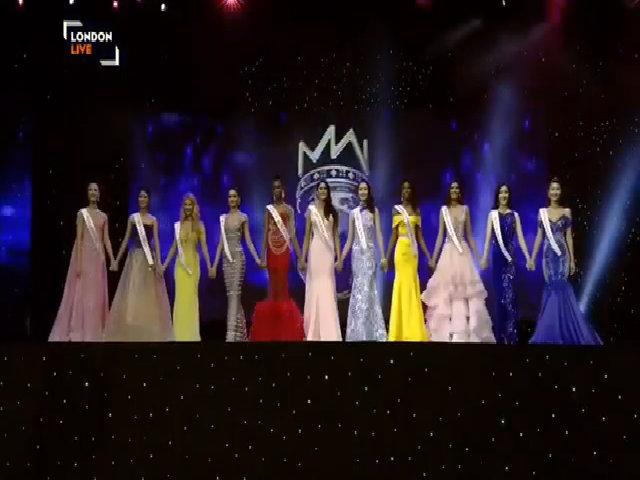 Công bố Top 5 chung kết Hoa hậu Thế giới 2016