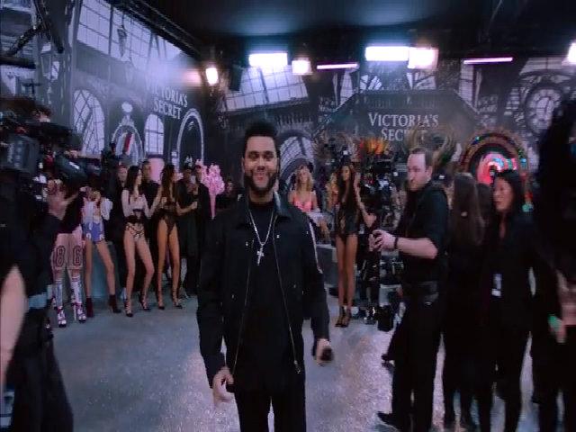 'Starboy' (Victoria's Secret) - The Weeknd