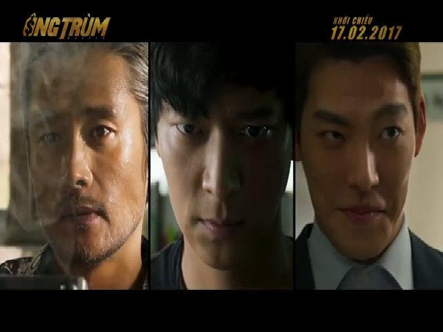 Trailer phim 'Ông trùm' của Lee Byung-hun