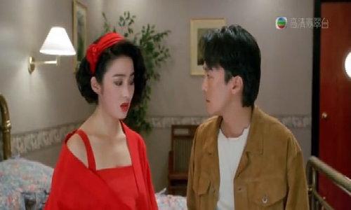 'Cảnh giường chiếu' của Châu Tinh Trì - Trương Mẫn