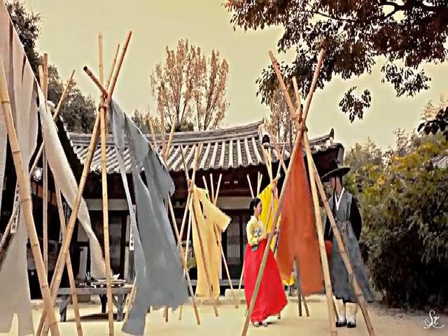 Khung cảnh đẹp trong 'Nhật Ký Saimdang'