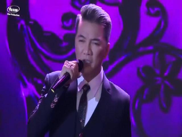 Đàm Vĩnh Hưng - Thanh Hà hát 'Khi người yêu tôi khóc'