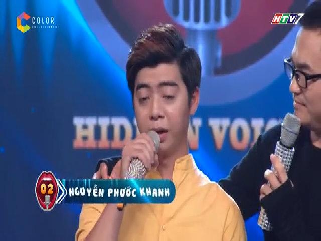 Trấn Thành khuyến khích chàng trai đi thi hát