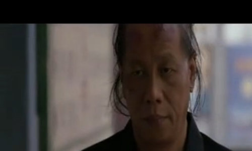 Cảnh quyết đấu giữa Châu Tinh Trì, Lương Tiểu Long