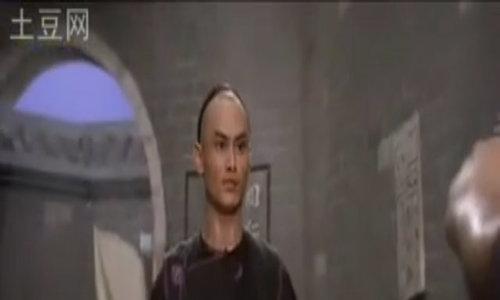 Lưu Gia Huy trong phim 'Võ quán'