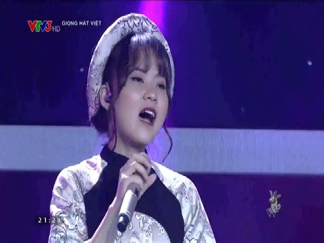 Ngô Lan Hương hát 'Biệt ly'