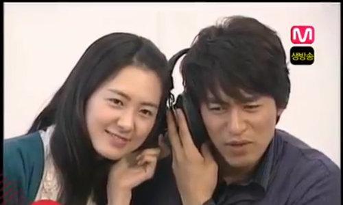 Hậu trường cảnh quay của Joo Jin Mo và Lee Yo Won