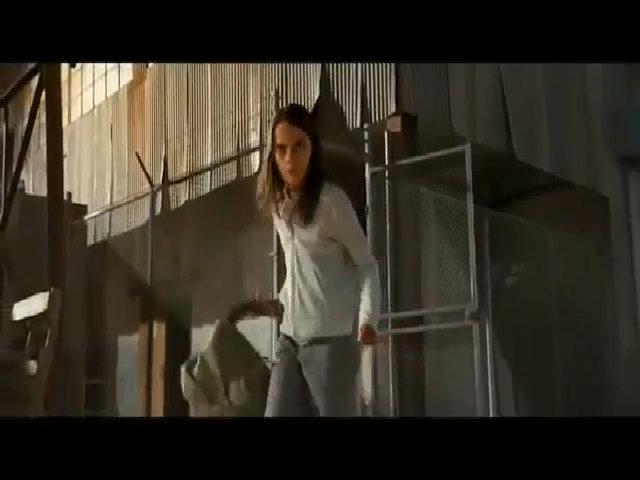 Diễn xuất tự nhiên và sắc sảo của Dafne trong 'Logan'