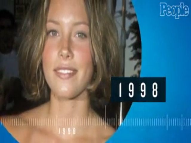 Gương mặt Jessica Alba thay đổi theo thời gian