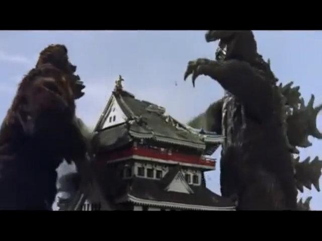 King Kong đại chiến Godzilla