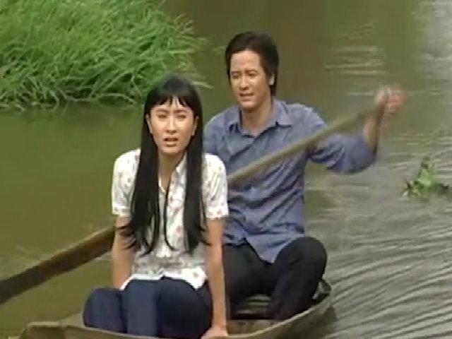 Nguyệt Ánh trong phim 'Về đâu mái tóc người thương'