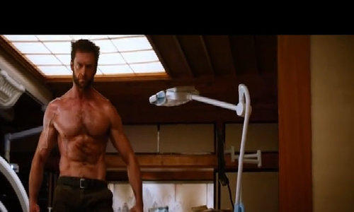 Hugh Jackman trong 'The Wolverine'