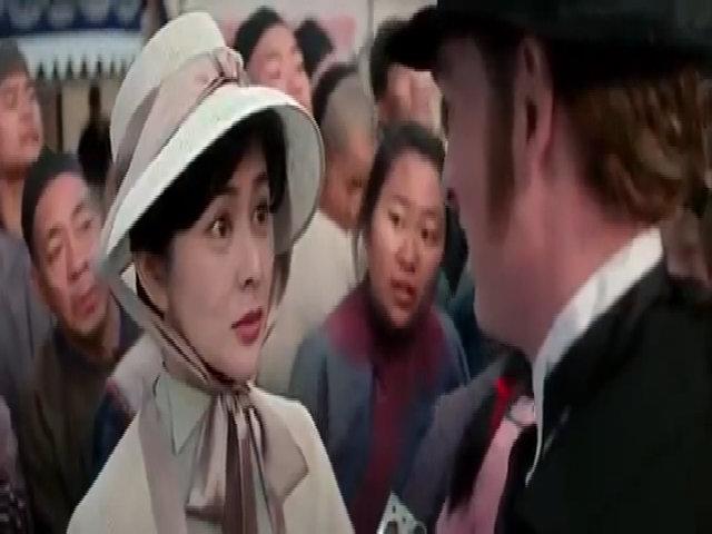"""Vẻ đẹp của Quan Chi Lâm trong """"Hoàng Phi Hồng"""""""