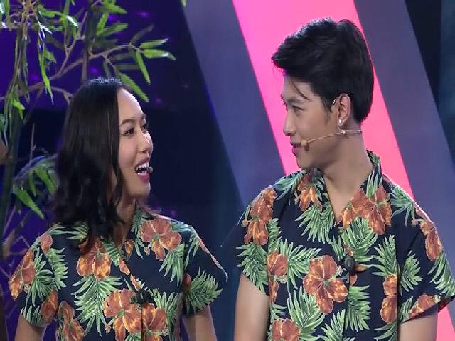 Diễn viên hài Diệu Nhi tỏ tình với bạn trai kém tuổi trên truyền hình