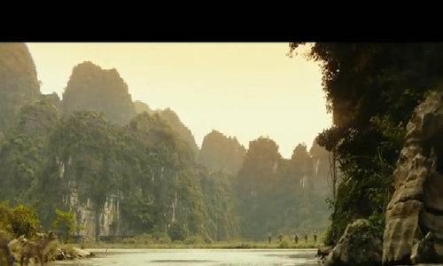 Vẻ đẹp tráng lệ của Ninh Bình trong 'Kong: Skull Island'