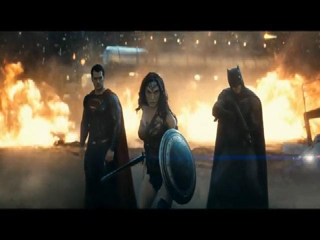 """Wonder Woman xuất hiện trong """"Batman v Superman"""""""