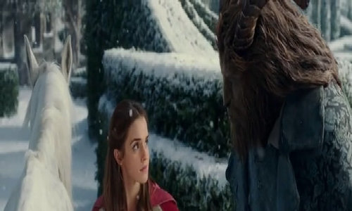 "Trailer ""Beauty and the Beast"""