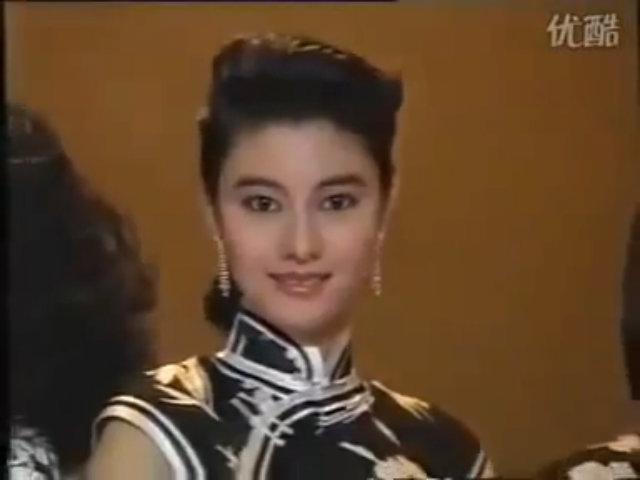 Lý Gia Hân tại Hoa hậu Hong Kong 1988