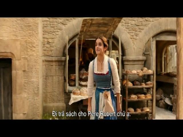 Emma Watson khoe giọng hát trong phim