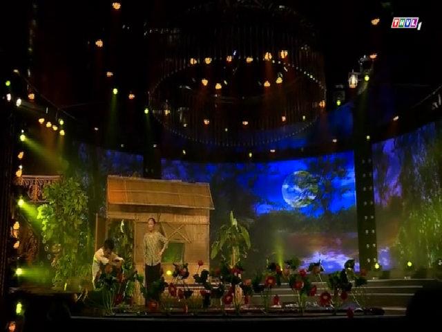 Lâm Vũ hát về mẹ ruột góa bụa nuôi bảy người con