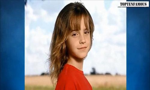 Hành trình hóa 'thiên nga' của Emma Watson