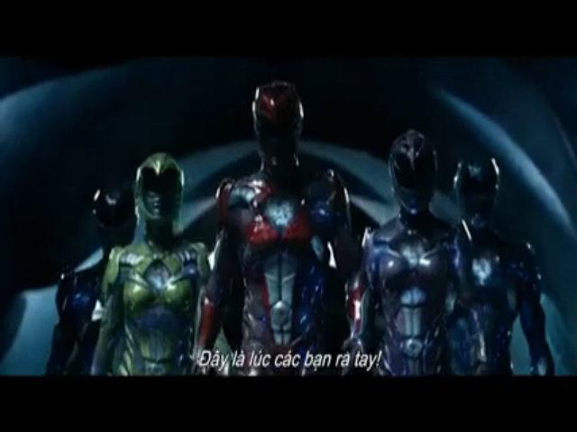 Trailer 'Năm anh em siêu nhân' hot nhất tuần
