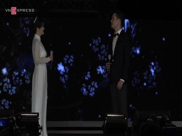 Hồng Nhung và Quang Dũng hát 'Như một lời chia tay' năm 2016