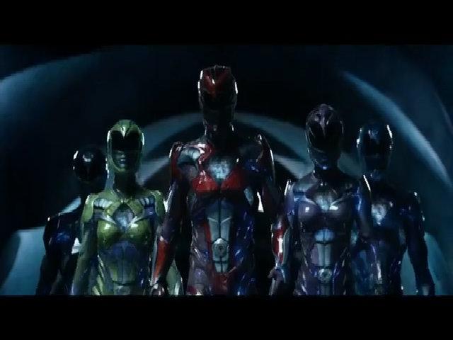 """Trailer """"Power Rangers"""""""