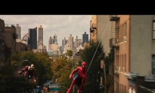 Người hâm mộ phản ứng với trailer mới của 'Spider-Man'