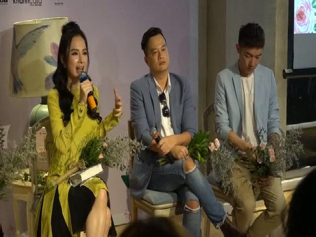 Angela Phương Trinh chia sẻ về dự án