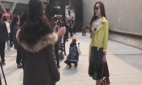 Sella Trương khoe phong cách tại Seoul Fashion Week