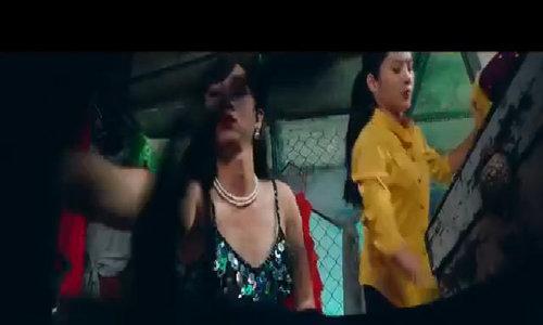 Cảnh nhân vật Thương bị cưỡng hiếp trong phim