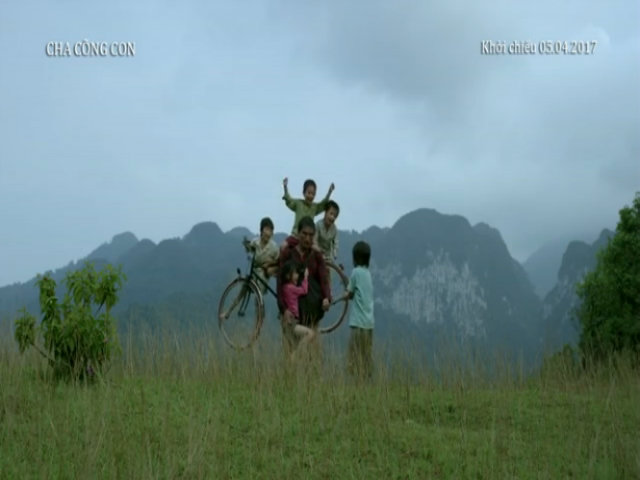 Trailer phim 'Cha cõng con'