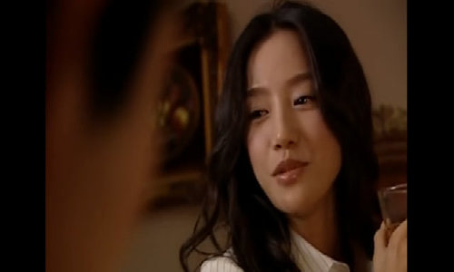 Diễn xuất của Kim Min trong phim 'Chuyện tình Havard'