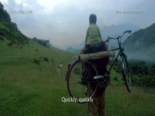 Trailer phim Cha cõng con