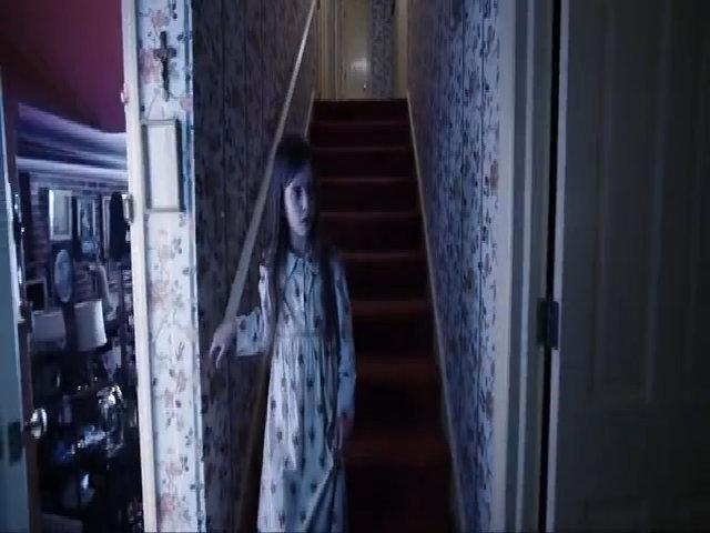 """Búp bê ma xuất hiện trong """"The Conjuring"""""""