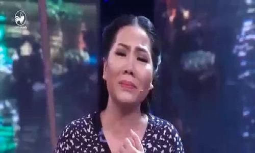 Thu Vân, đội NSƯT Thoại Mỹ hát trong chung kết vọng cổ