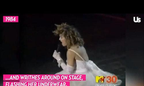 Những khoảnh khắc nổi loạn của Madonna