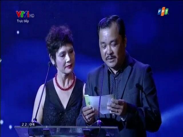 Đạo diễn Phương Điền, MC Nguyên Khang đọc nhầm tên phim